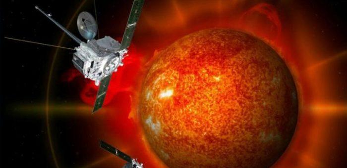 Solar astronomy. Part 5